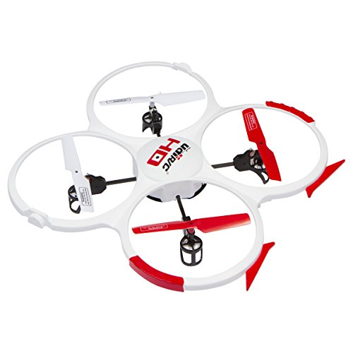 UDI-818A-HD-Drone-Quadcopter-with-720p-HD-Camera-Headless-Mode-with-Return-to-Home-Function-and-Extra-Batteries-in-Exclusive-White