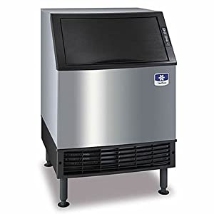 Manitowoc NEO UY-0140A Air Cooled 132 Lb Half Dice Cube Undercounter Ice Machine by Manitowoc