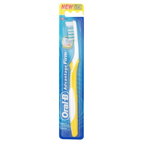 Oral-B Advantage Adult 40 Hard Manual Toothbrush