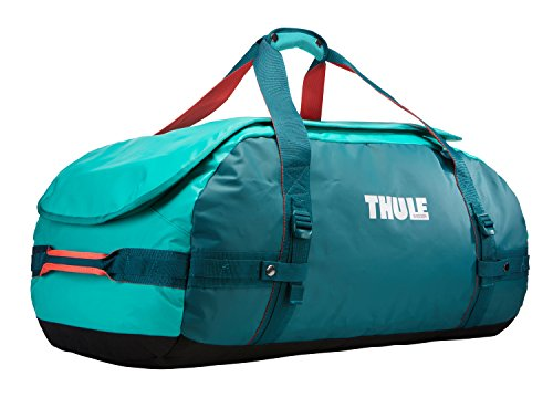 Thule Chasm Sport Duffel, Deep Teal/Bluegrass, Large (Thule Duffel compare prices)