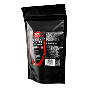 ZMA DELUXE FORMULA 500mg 240 CAPSULES MUSCLE GROWTH-TESTOSTERONE BOOSTER