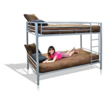 Hot Sale American Furniture Alliance Locker Twin Over Twin Bunk Bed