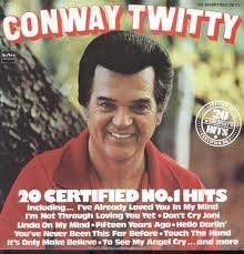 CONWAY TWITTY - Conway Twitty No 1