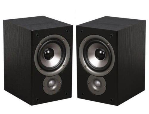 Polk Audio Am3095-A Monitor30 Series Ii Two-Way Bookshelf Loudspeaker (Black) Pair