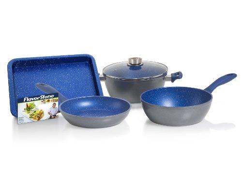 Thane Tr-253-004 Flavor Stone Essential Cookware Set