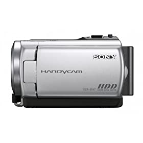 Sony DCR-SR47 Hard Disk Drive Handycam® Camcorder (Silver)