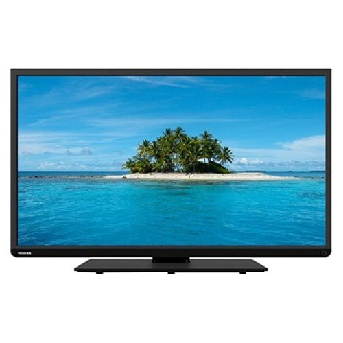 Toshiba 32W3453DB 32-inch Widescreen HD Ready Smart LED TV with Freeview HD