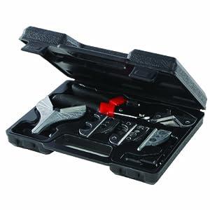Silverline 251101 PVC Multi-Head Cutter Set 6-Piece