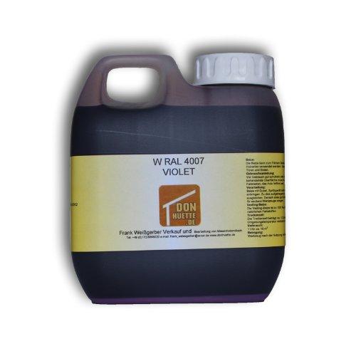 beize holzbeize violett ral 4007 500 ml gp 20 98 l. Black Bedroom Furniture Sets. Home Design Ideas