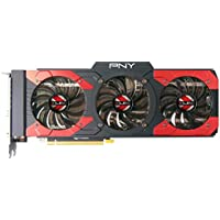 PNY GeForce GTX 1080 8GB XLR8 Gaming Overclocked Graphic Card (Black) + NVIDIA Gift Coupon Code for Gears of War 4