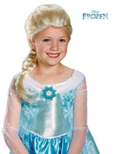 Frozen's Elsa child wig from Disguise Inc