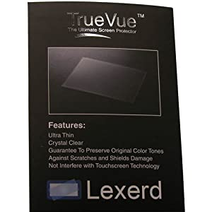 Lexerd - Garmin Nuvi 3450 3450LMT 3490LMT TrueVue Anti-glare In-Dash Screen Protector