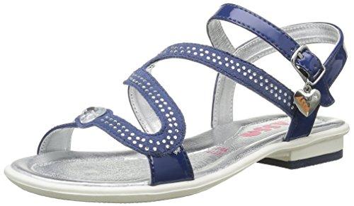 ASSO40630 - Sandali Bambina , Blu (Bleu (Ming)), 31