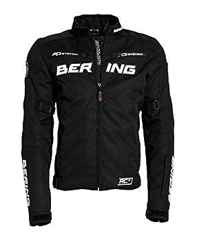 Bering Moto Onyx Veste Noire - Noir, 2XL