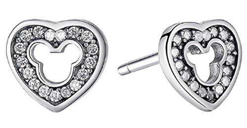 saysure-925-sterling-silver-cute-minnie-heart-stud-earrings