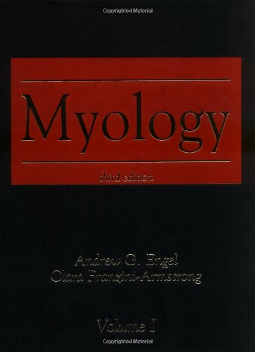 Myology (2 Volume Set), by Andrew Engel