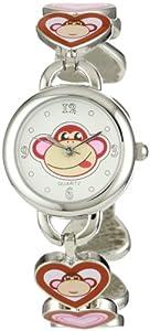 Frenzy Kids' FR240 Monkey Novelty Analog Bracelet Watch
