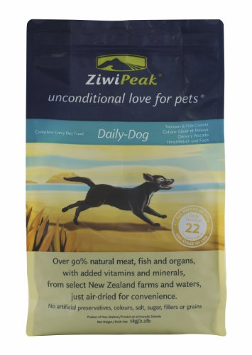 ZiwiPeak All-Natural Air-Dried Grain-Free Dry