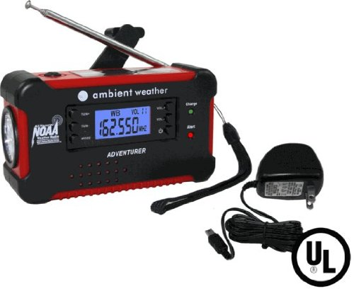 12 Super-Sneaky Prepper Gifts for Non-Preppers - A Weather Radio