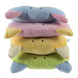 Bella Baby Pillow Support For Flat Head Plagiocephy Syndrome Flathead Blue
