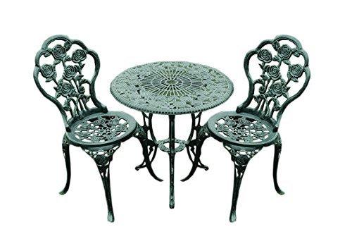 Balkonset-aus-Gusseisen-mit-zwei-Sthlen-und-einem-Tisch