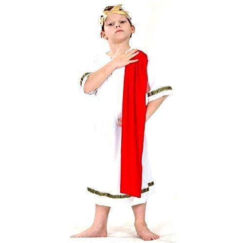 [Roman Senator 7-9] (Roman Emperor Costume Accessories)
