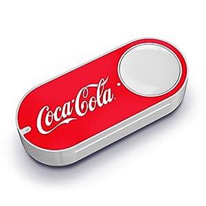 Coca-Cola Aluminum Bottles Dash Button from Amazon