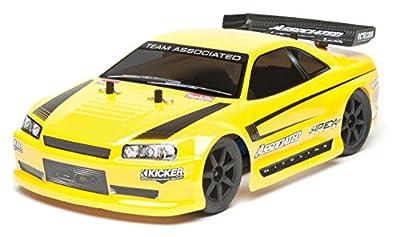 Associated Qualifier Series APEX Mini Touring RTR Yellow, 20119