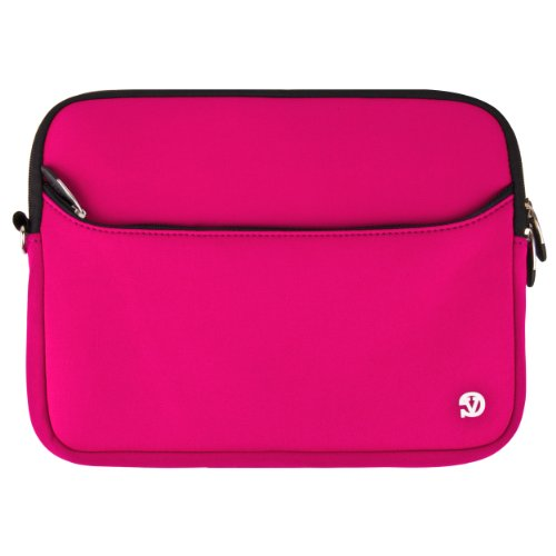 VanGoddy Neoprene Sleeve for Dell Venue 11 Pro 10.8 inch Tablet (Magenta) from Electronic-Readers.com