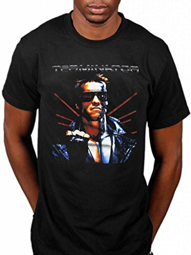 Official Terminator Terminated T-Shirt Poster