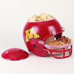 NCAA Minnesota Golden Gophers Snack Helmet by WinCraft