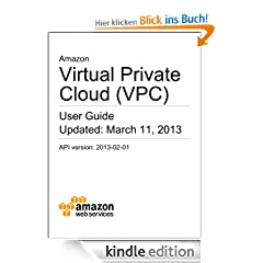 Amazon Virtual Private Cloud User Guide