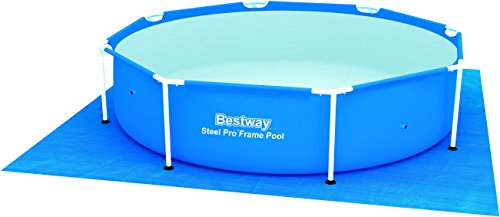 Piscina gonfiabile intex easy set per bambini 244x76 cm for Tappeto per piscina intex
