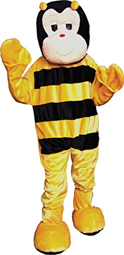 Morris Costumes Men's Bumble Bee Mascot Adult One Sz