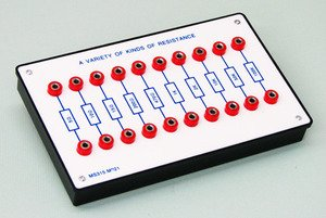 Seoh Resistance Board 10 Types For Physics Circuits Up To 100K Resistance