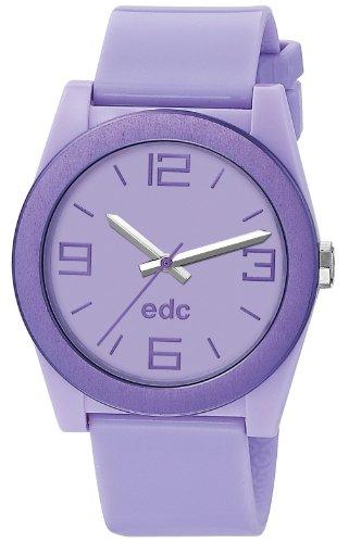 EDC by Esprit EE100892003 - Reloj unisex, correa de plástico multicolor