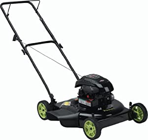 Poulan PO500N22S 22-Inch Side Discharge Push Mower with 4.75 HP Briggs & Stratton Engine from Poulan