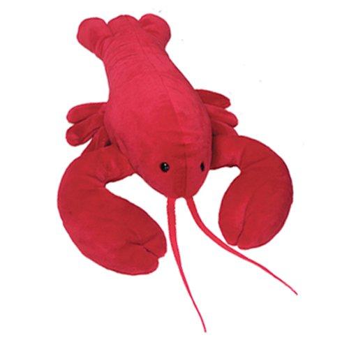"Mary Meyer Lobbie Lobster, 17"""
