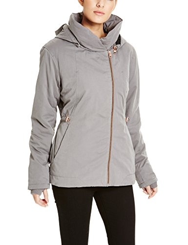 Bench TO-The-Point, Giacca Donna, Grau (Dark Grey GY149), 48
