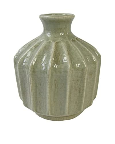 HF LIVING Vaso Decorativo Terracota
