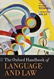 img - for Peter M. Tiersma: The Oxford Handbook of Language and Law (Paperback); 2016 Edition book / textbook / text book