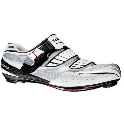 Shimano Mens Wide Road Cycling Shoes - SH-R240E
