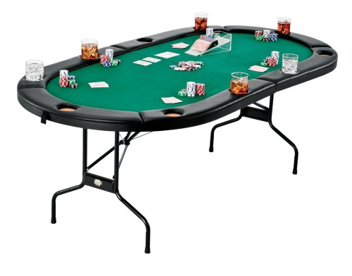 Fat Cat 84-Inch Folding Poker Table