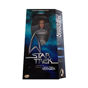 "Star Trek Voyager 7 of 9 Seven of Nine 12"" Action Figure (1999 Playmates)"