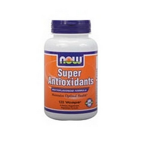 NOW Foods Super Antioxidants, 120