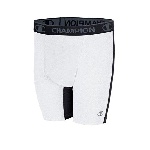 Champion PowerTrain PowerFlex Men's Solid Compression Shorts