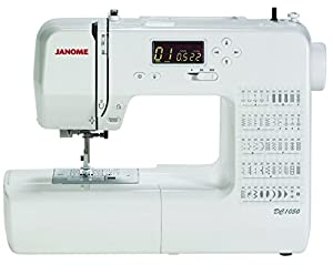 Janome DC1050 Computerized Sewing Machine