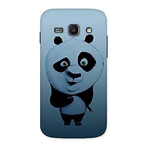 Ajay Enterprises Elite Panda Puzzle Multicolor Back Case Cover for Galaxy Ace 3