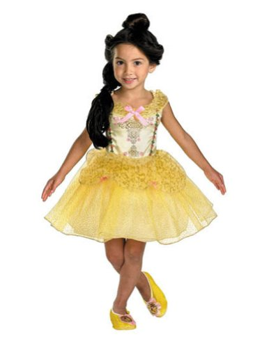 baby-girls - Belle Ballerina Classic Toddler Costume 2T Halloween