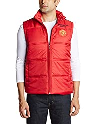 Manchester United Men's Polyester Jacket